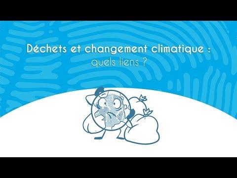 Déchets et changement climatique : quels liens ?